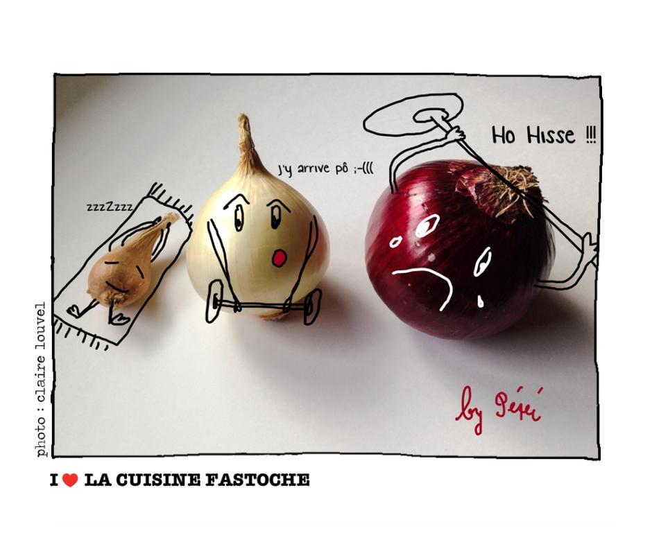 oignons by FASToCHE
